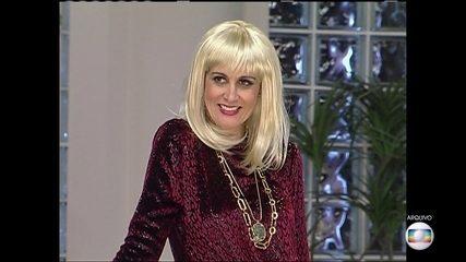 As últimas homenagens à atriz e comediante Márcia Cabrita