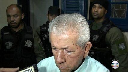 Polícia conclui investigação sobre não uso de tornozeleira por ex-prefeito de Catende