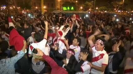 Classificação do Peru para a Copa do Mundo deve alavancar economia do país