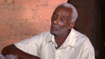 No Dia da Consciência Negra, filho de escravo relembra história de quilombo