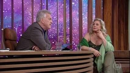 Vera Fischer fala sobre seu próximo trabalho na TV e situações indesejáveis