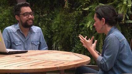 Christian Barros e Guilherme Ávila contam suas experiências na sexta-feira de descontos