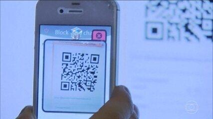 Moeda virtual Bitcoin passa a valer US$ 10 mil