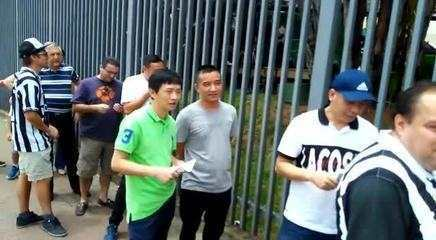 Chineses tentam votar em eleição do Santos e geram suspeita da oposição