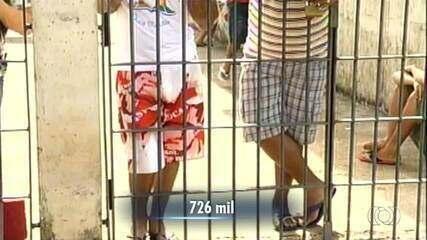 Levantamento mostra que 39% dos presos do Tocantins são jovens