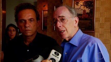 Presidente da Petrobras visita Bacia de Campos, RJ, e fala sobre futuros investimentos