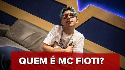 Conheça MC Fioti, produtor, cantor e autor de 'Bum bum tam tam'