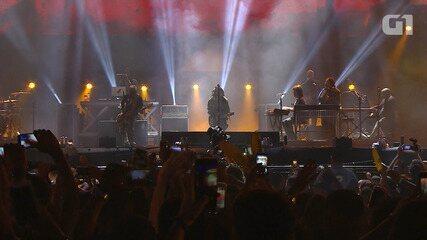 Festival de Verão: O Rappa toca 'Uma Vida Só' na Arena Fonte Nova