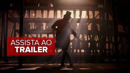 Veja trailer de 'O rei do show'