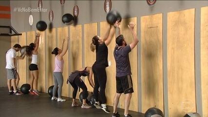 Eu Atleta mostra que atividade física faz bem para o corpo e para a mente