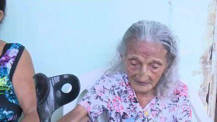 No Acre, idosa de 107 anos reúne família e faz encontro de gerações