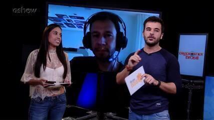 Boletim BBB: Confira o que rolou na transmissão