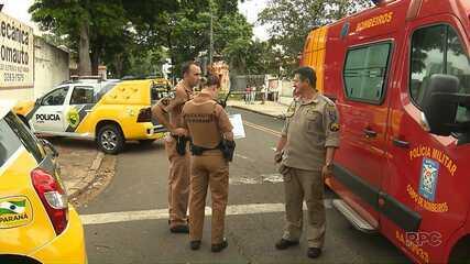 Cadeirante é assassinado a tijoladas na Zona 7 em Maringá