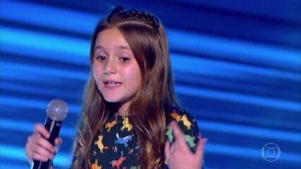 Bia Rosa canta 'Sereia' de Lulu Santos