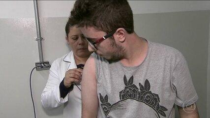 Governo vai ampliar vacinação contra febre amarela com doses fracionadas