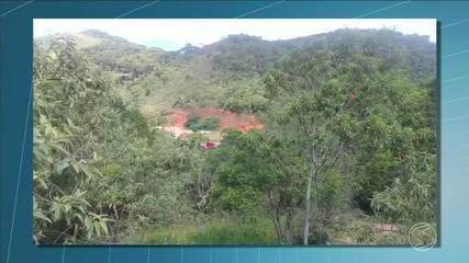 Corpo de vítima de afogamento é encontrado em Paulo de Frontin, RJ