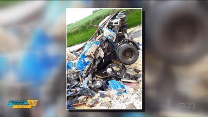 Três pessoas morrem em acidente no sudoeste do estado