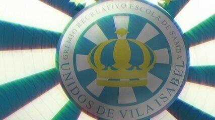 Veja o samba da Vila Isabel em 2018