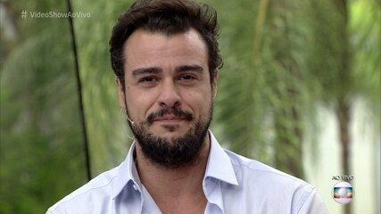 Joaquim Lopes deixa a apresentação do 'Vídeo Show'