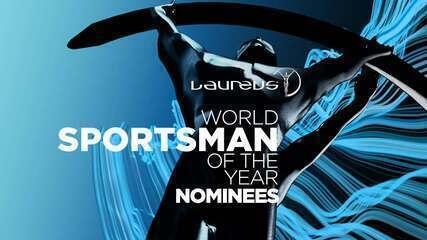 Prêmio Laureus 2018 - Indicados - Melhor Atleta Masculino