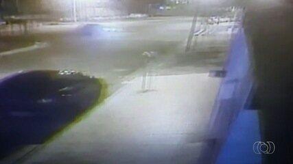 Cinco suspeitos são mortos em confronto com a polícia em Caldas Novas