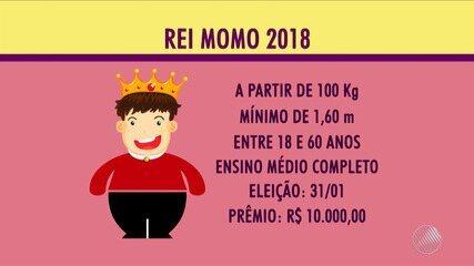 Após polêmica, concurso para Rei Momo do Carnaval de Salvador vai ser realizado