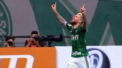 Veja alguns lances de Lucas Lima pelo Palmeiras