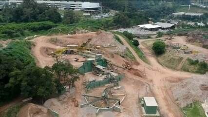 Entulho não recebe tratamento correto em mais de 80% dos municípios brasileiros