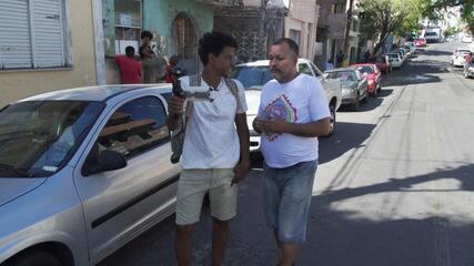 O 'Vumbora' conhece a tradição da Mudança do Garcia