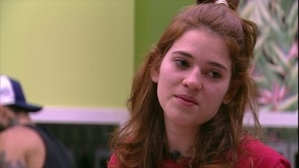 Ana Clara diz não ter visto Breno e Jaqueline: 'Nem olharia na cara dele'