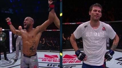 Com decisão dividida entre os juízes, Sérgio Moraes vence Tim Means no UFC Belém