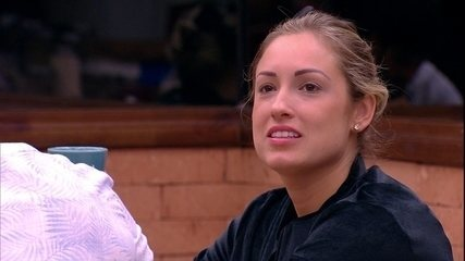 Jéssica revela que já sonhou com Lucas e avalia: 'Querer não é poder'