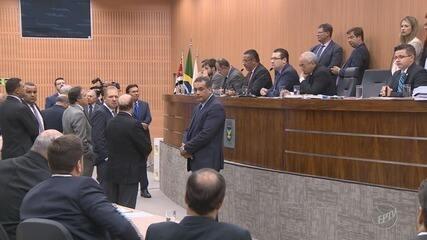 Comissão Processante é derrubada na 1ª sessão da Camâra de Campinas