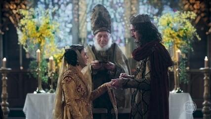 Afonso e Rodolfo se casam no mesmo dia