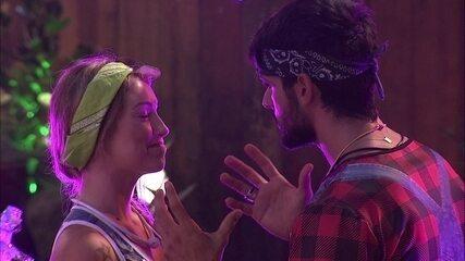 Lucas garante a Jéssica: 'Você precisa de mim assim como eu preciso de você'