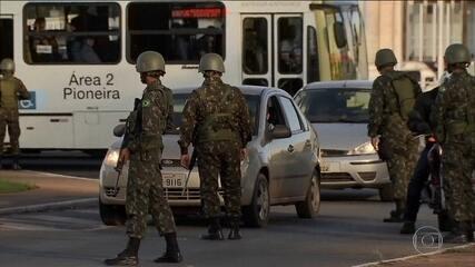 Intervenção na segurança do RJ é inédita na história do Brasil