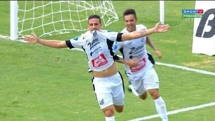 Confira os melhores momentos de Bragantino 2 x 1 Novorizontino pelo Paulistão