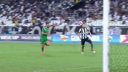 Melhores momentos de Botafogo 1 x 0 Cabofriense pela 2ª rodada da Taça Rio