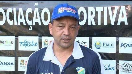 ASSISTA: Altos se prepara disputar a liderança do campeonato