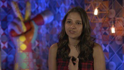 Fernanda Ouro comenta que cantar em trio lhe trouxe tranquilidade e segurança