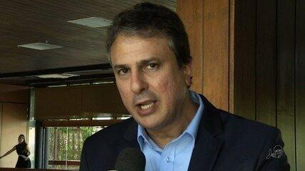 Camilo sanciona lei que cria Vara jurídica especial para julgar organizações criminosas