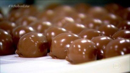 Chocolate é aliado contra a TPM