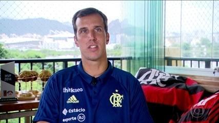 Ídolo e multicampeão, Marcelinho Machado atinge 500 jogos pelo Flamengo