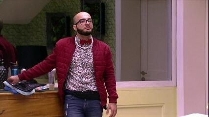 Gleici e Mahmoud disparam: 'Ranço da Jéssica'