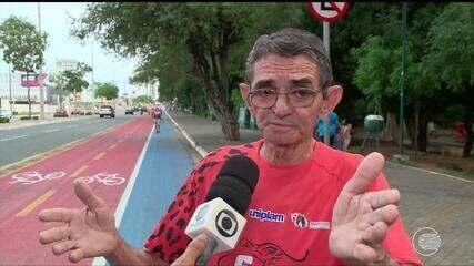 CONFIRA: vovô de 73 anos é inspiração para corredores do Circuito Clube