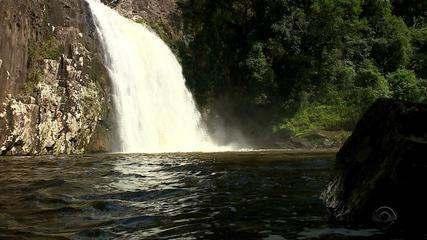 #PartiuRS: conheça as cascatas de Riozinho