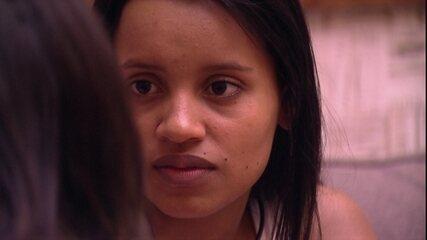 Gleici rebate argumentos de Paula: 'Não influencia saber se eu tô imune'