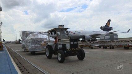 Polícia Federal apura vazamento de informações no caso do mega-assalto em Viracopos