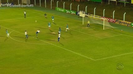 Recopa Gaúcha termina com São José vencedor