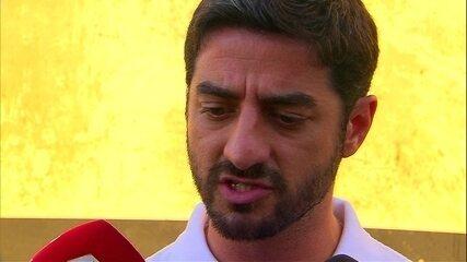 André Sica, advogado do Palmeiras, explica caso Gustavo Scarpa